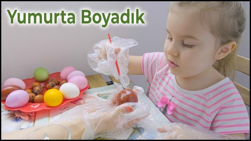 Soğan Kabuğuyla Yumurta Boyadık Ruslar Paskalya Bayramını Nasıl Kutluyor