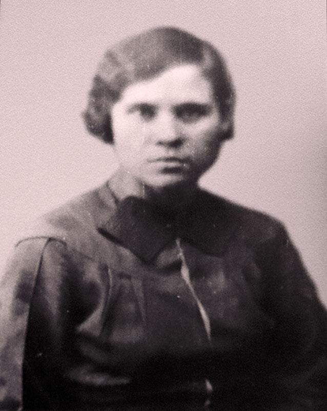 Мария Чевычелова