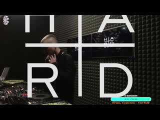 GLADYSHEV - Reactor Radio LIVE (Hard Line )