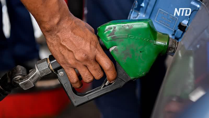 Впервые за 20 лет в Венесуэле повысились цены на бензин