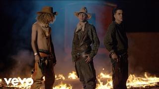 Jon Z, Baby Rasta, Darkiel - Voodoo El Western (The Movie)[Punto 40/A Fuego Por Ahi]