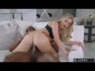 [Blacked] Allie Nicole - Trying New Things (04-02-2020)