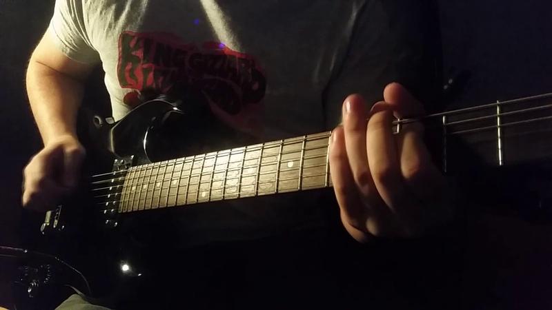 Max Payne - Main Theme Guitar Cover