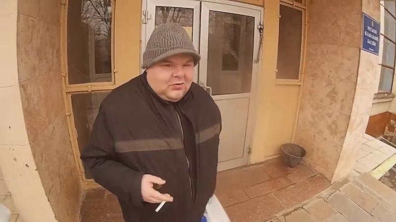 Вова Жмур унижает Андрея Щадило сися загнан под шконку