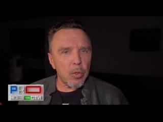 Гарик Сукачёв о Лепсе и фестивале Drive Live (Муз-ТВ)