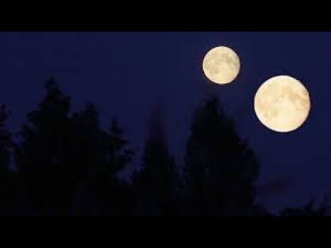 Земля раньше не вращалась Куда делась ВТОРАЯ ЛУНА с орбиты и кто живет на обратной стороне Луны