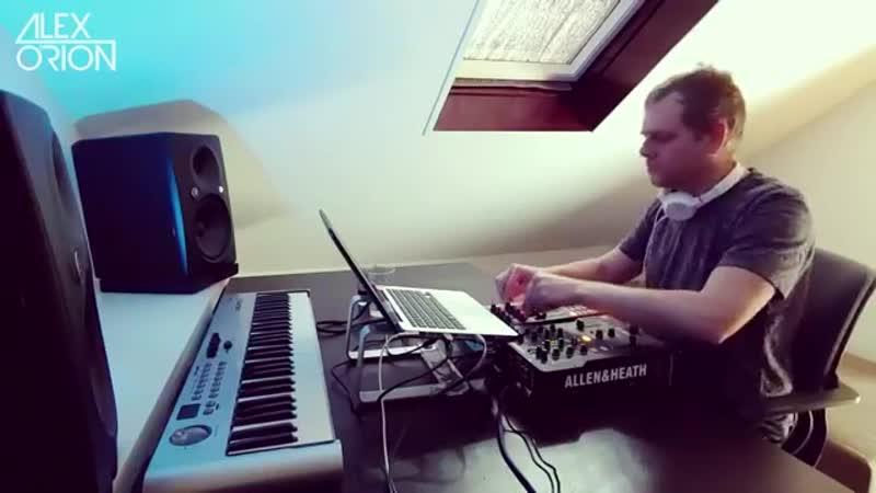 Alex ORion - Live @ Home 05.04.2020
