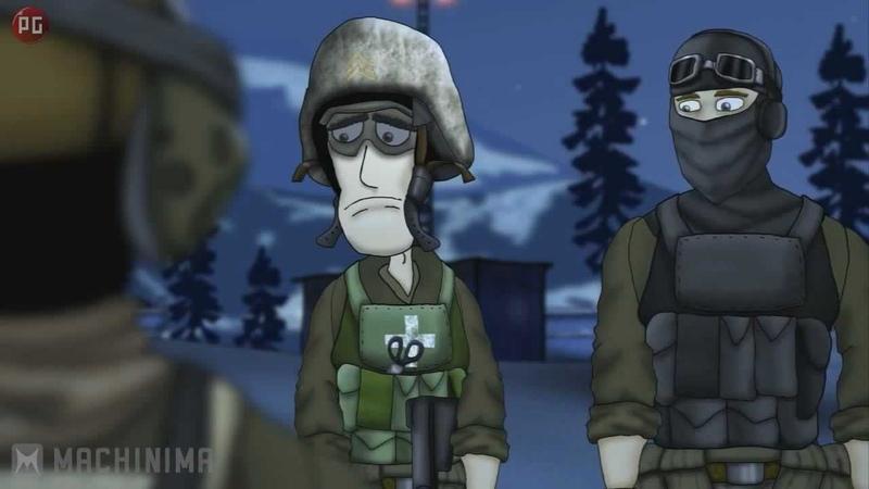 Друзья по Battlefield Тайный полковник 2 сезон 8 серия