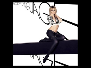 Kylie Minogue - Body Language interview cd part 1