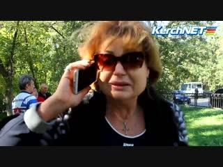 Директор керченского колледжа о теракте