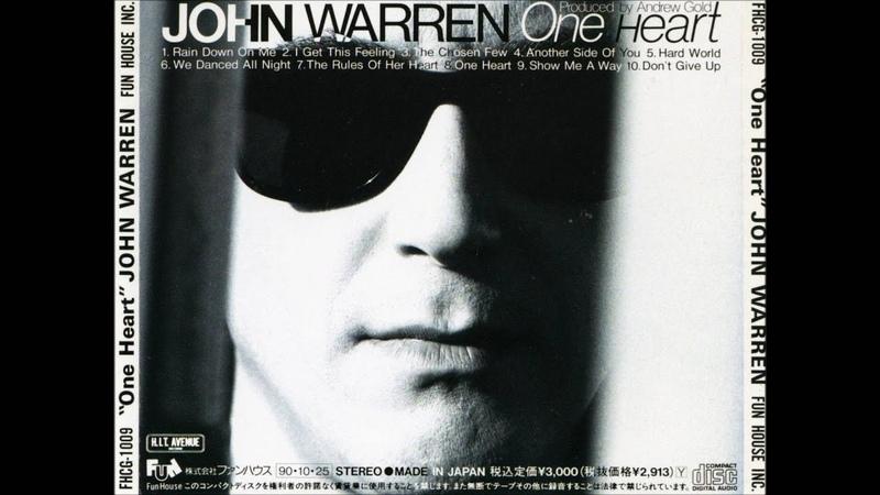 John Warren-Show Me A Way. (aor)
