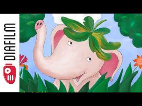 Az elefánt reggelije A diafilm elmeséli Rab Benedek és Jenei Tas