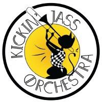 Логотип KICKIN' JASS ORCHESTRA (modern dixieland)