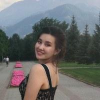 Фотография анкеты Нафисы Пайзуллаевой ВКонтакте