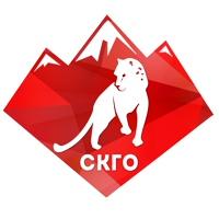 Логотип Северо-Кавказское Географическое Общество (SKGO)