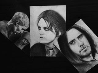 Фотографии ваших рок рисунков 2