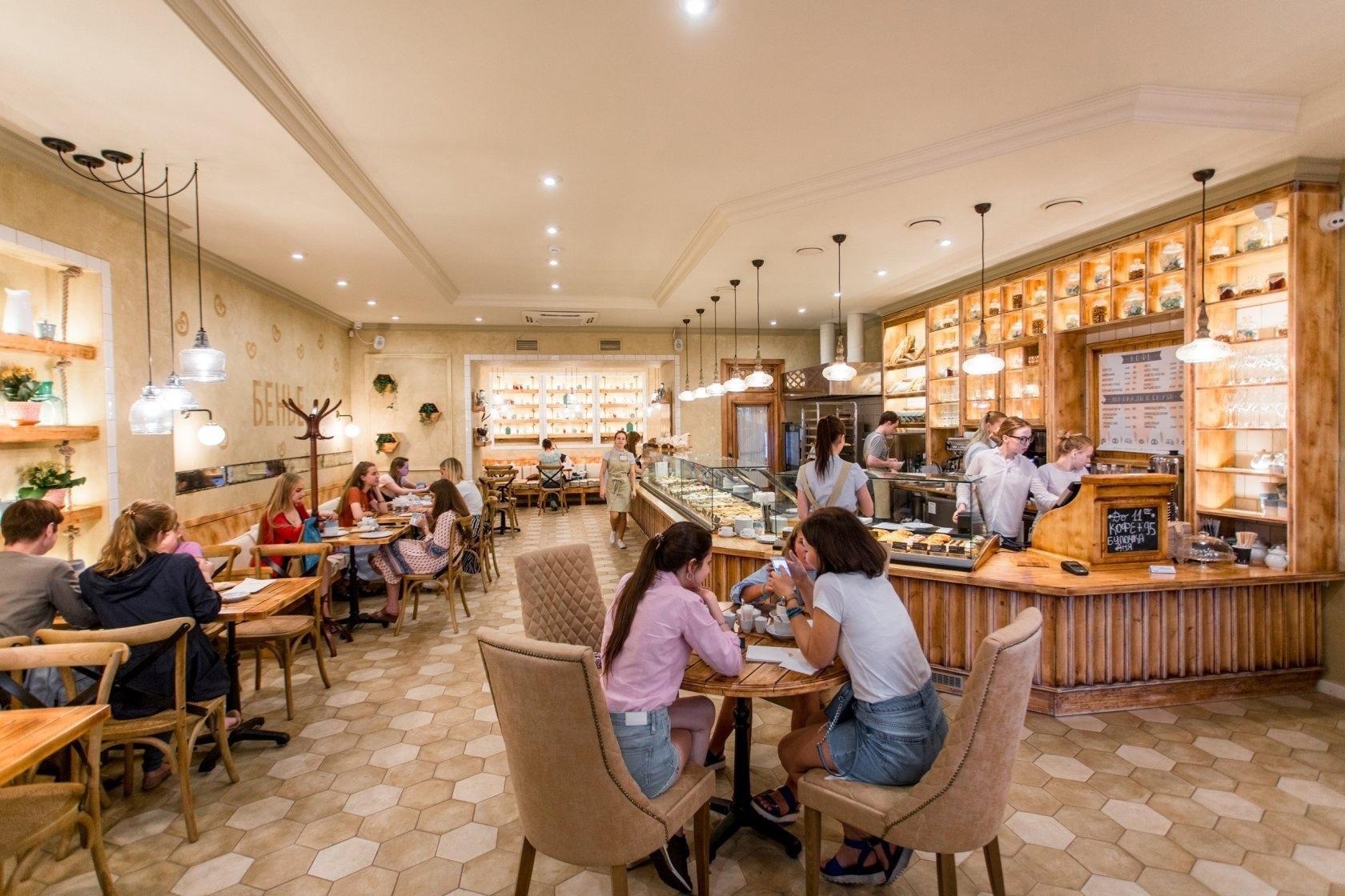 Съешь меня: как открыть кафе-пекарню Учредитель Академии
