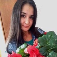 Личная фотография Алиюши Галимьяновой