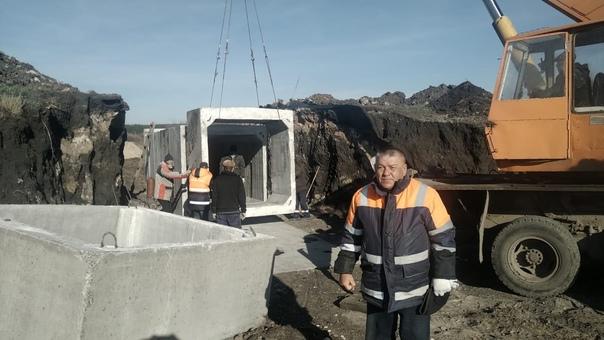 Проводятся ремонтные работы по маршруту Буинск-Сор...