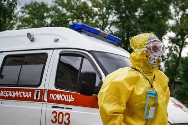 Месячный малыш умер от COVID-19 в Самарской област...