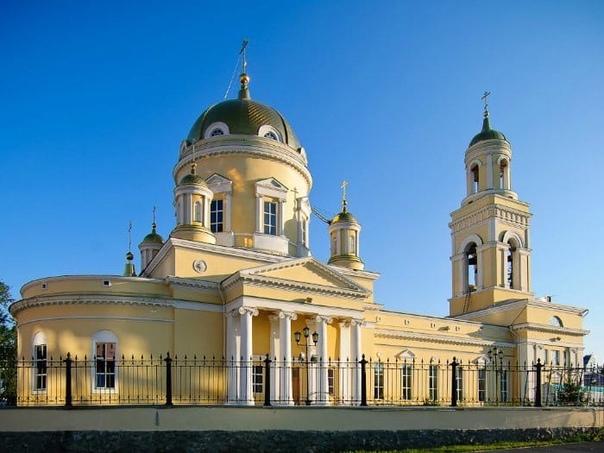 В Екатеринбург везут часть пояса Пресвятой Богород...