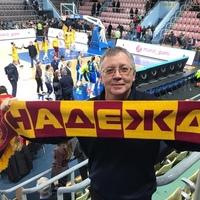 Личная фотография Сергея Солонинова ВКонтакте