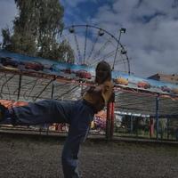 Фотография страницы Насти Поповой ВКонтакте