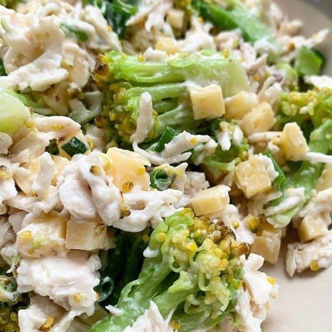 Невероятно вкусный и полезный салат