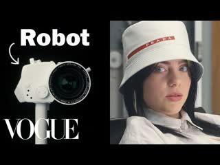 Billie Eilish дает интервью искусственному интеллекту (Переведено сайтом )