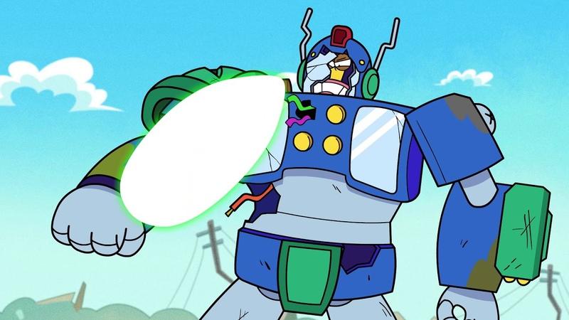 Мультики Приятель робота I Robo buddy I Бак и Бадди Buck Buddy про жуков и тараканов серия 50