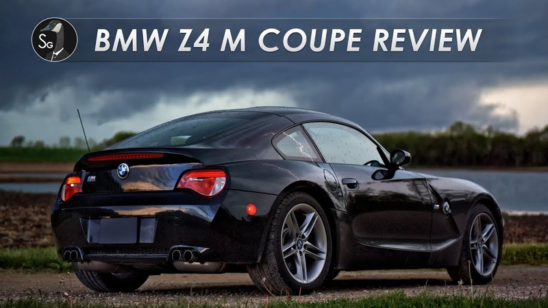 2007 BMW Z4M Coupe A Rare and Shocking BMW