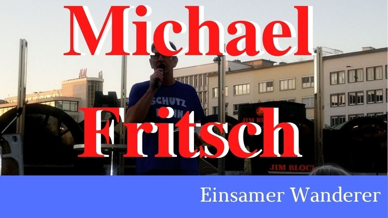 Michael Fritsch in Hannover am 21 02 2021