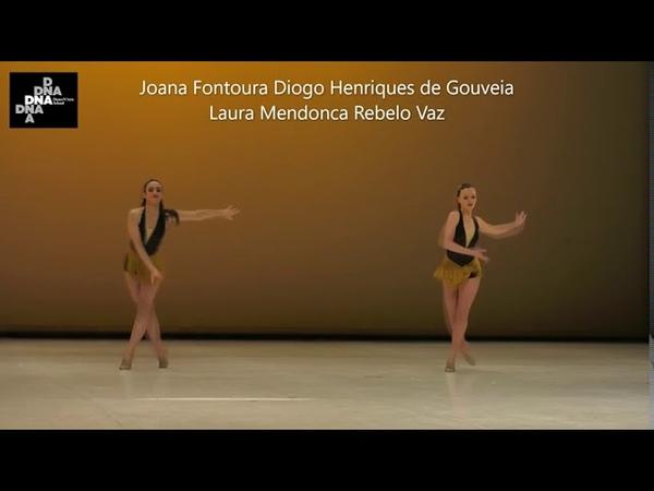 Nomination jazz dance duet 18 21 years