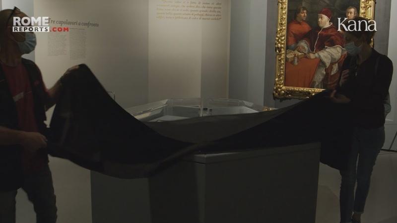 Выставка к 500 летию со смерти Рафаэля Санти получила второе дыхание