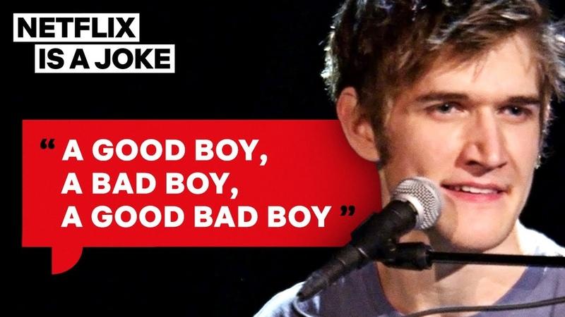Bo Burnham's Lower Your Expectations Song Netflix Is A Joke