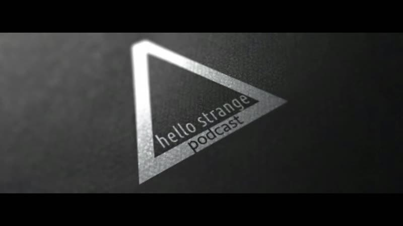 Hello Strange Podcast Episode 468 January 2021 Guest Mix XIV Orchestral 16012021