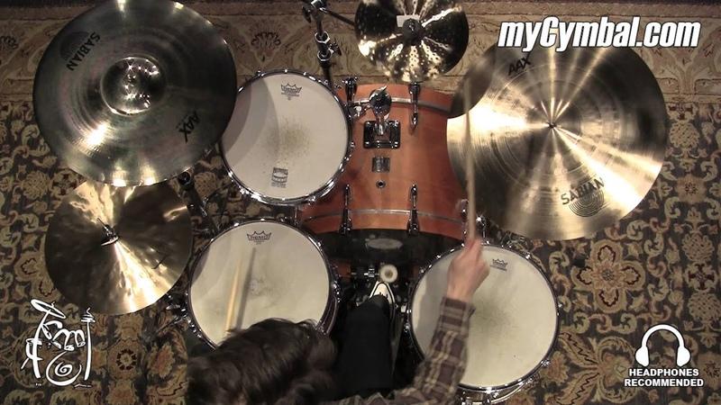 Sabian 10 HH China Kang Cymbal 247g Played by Shawn Zorn 11067 1020616F