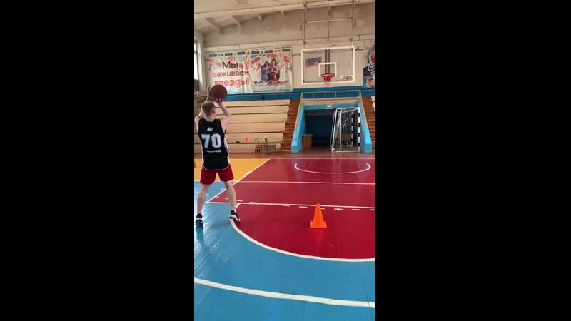 Миша_Баскетбол_Самоизоляция