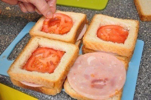 Ты просто влюбишься во вкус этого бутерброда!