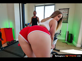 Kenzie Madison - Kenzie gets her big ass fucked at gym - All Sex Teen Babe Natural Tits Juicy Ass Deepthroat Hairy Pussy, Porn