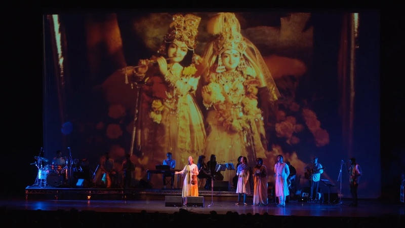 Krishna Spectacular at the Apollo 50 years of Hare Krishna culture in the UK Full show
