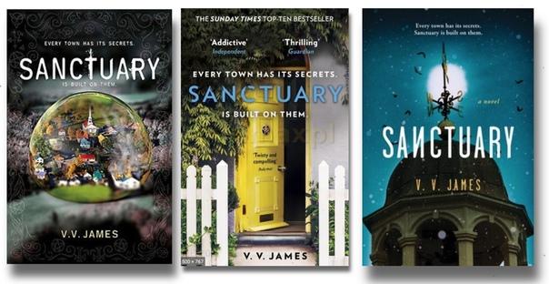 Sanctuary - V.V. James