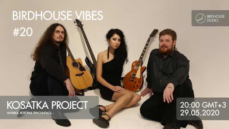 Birdhouse vibes 20 Kosatka project liveshow indy