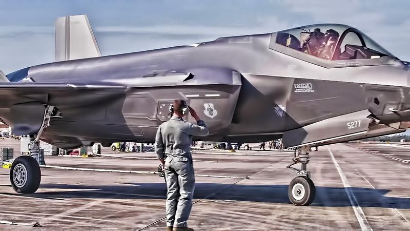 F-35A Lightning II • F-15C Eagle • MV-22B Osprey • Ops 2021