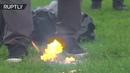 Quran burning in Denmark Far-right hold anti-Muslim protest