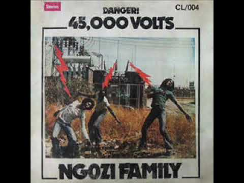Ngozi Family House of Fear 1977 Heavy Psych Zamrock