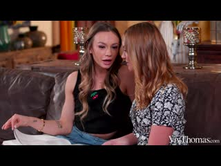 Naomi Swann and Marie Mccray - Tutor Trap [Lesbian]