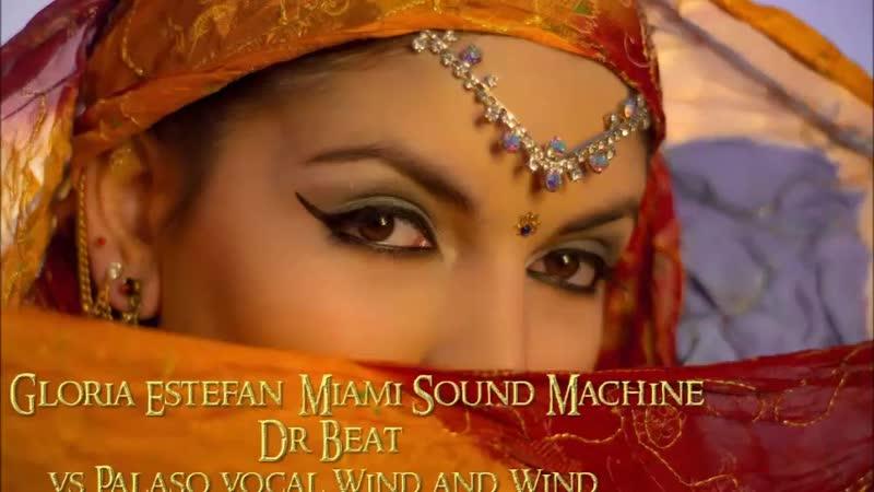 Dr Beat 2020 Gloria Estefan Miami Sound Machine VS Pallaso vocal Wind and Wind remix BY Dj Alf 480 X 480 mp4