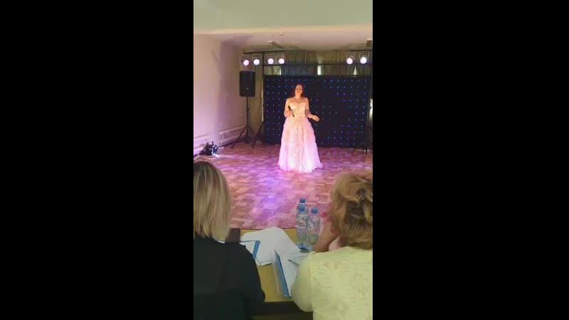 Белый танец Ольга Вихрова Конкурс Сцена зажигает звёзды 01 2020 г