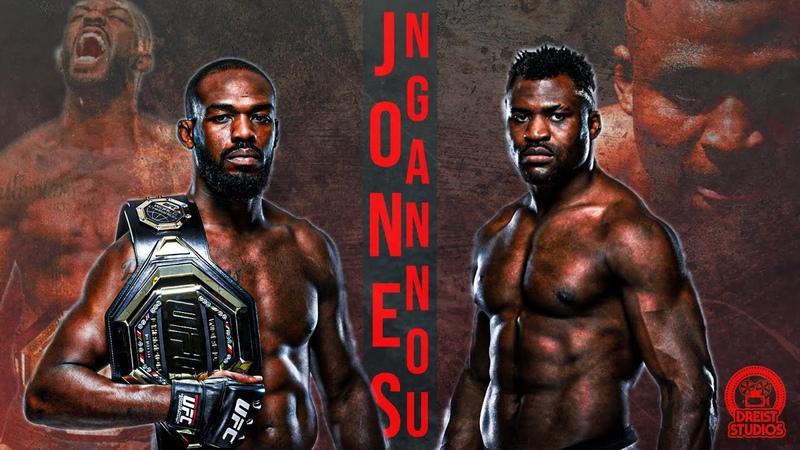 Jones vs Ngannou Teaser Promo IMAGINATION